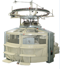 Low Noise Industrial Circular Knitting Machines 220V / 380V 50HZ High Durability