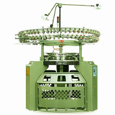 High Performance Large Diameter Circular Knitting Machine 5.5KW For Blankets