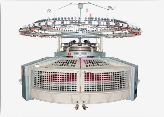 China High Production Open Width Circular Knitting Machine 3300mmx2200mmx1900mm supplier