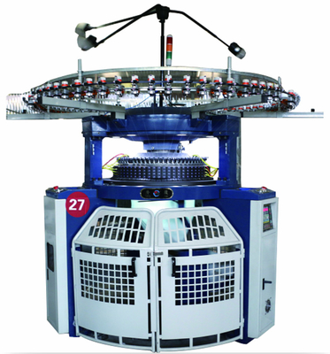 China Anti Dust Double Jersey Circular Knitting Machine , Terry Towel Knitting Machine distributor